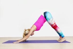Down-dog Ciska Kok, Flow Yoga Leiderdorp